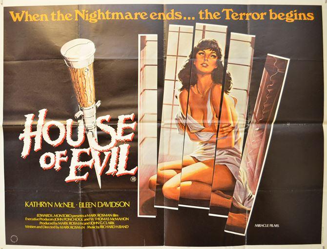 The House on Sorority Row [AKA House of Evil] (1983, dir. MarkRosman)