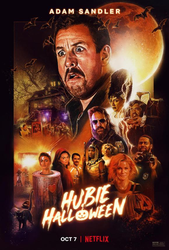 Hubie Halloween (2020, dir. StevenBrill)