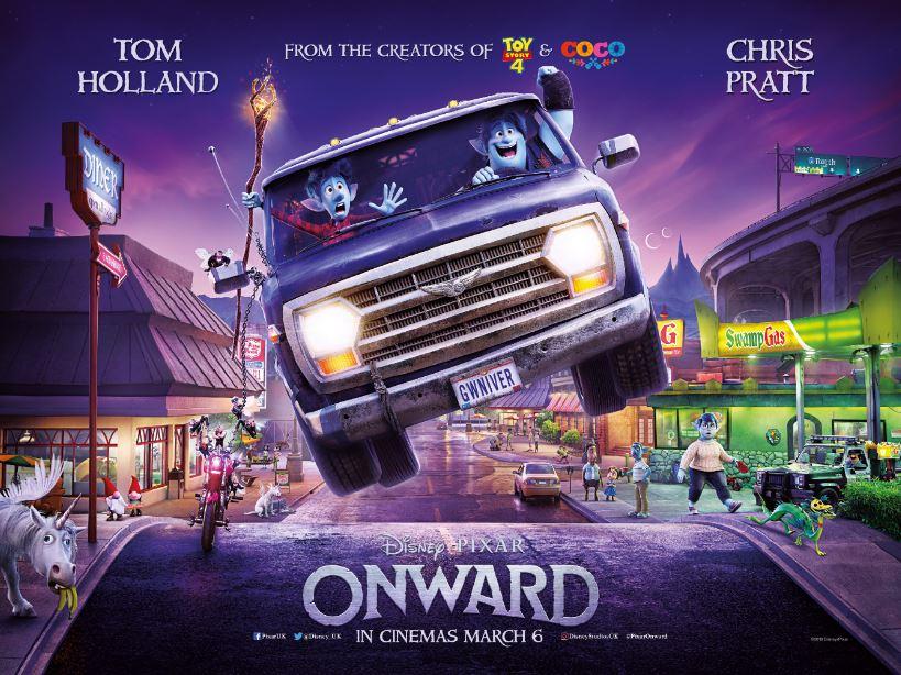 Onward (2020, dir. DanScanlon)