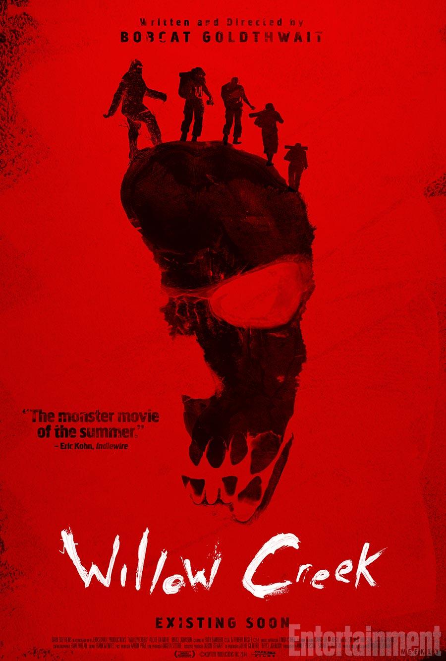 Willow Creek (2014, dir. BobcatGoldthwait)