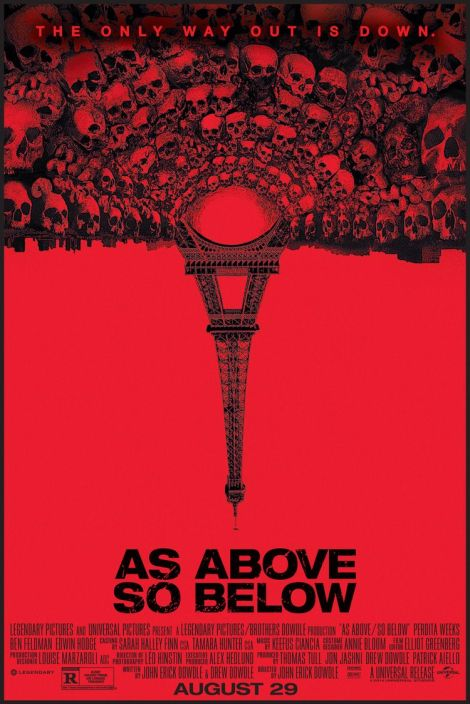 As Above, So Below (2014, dir. John Erick Dowdle)
