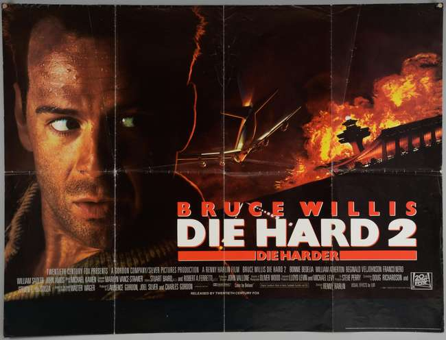Die Hard 2 [AKA Die Hard 2: Die Harder] (1990, dir. Renny Harlin)
