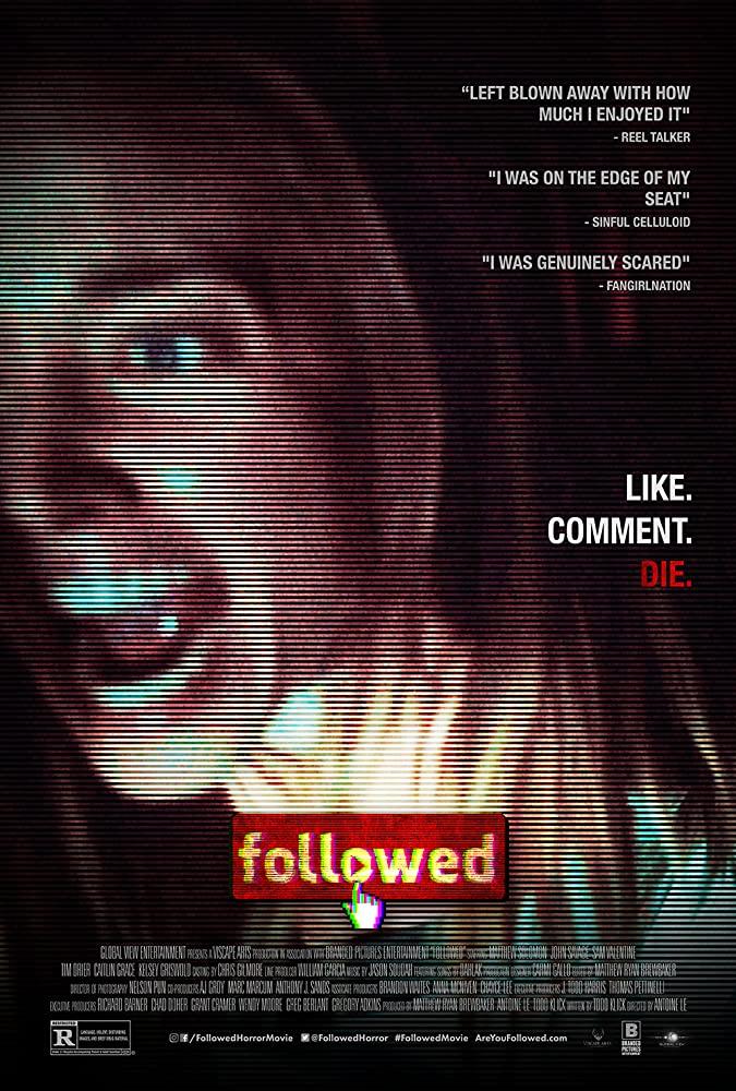 Followed (2020, Dir. AntoineLe)