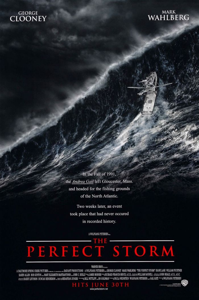 The Perfect Storm (2000, Dir. WolfgangPetersen)