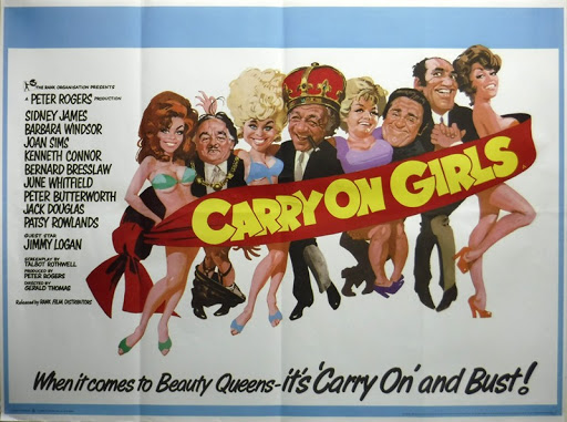 Carry On Girls (1973, dir. Gerald Thomas)