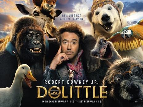 Dolittle (2020, dir. StephenGaghan)