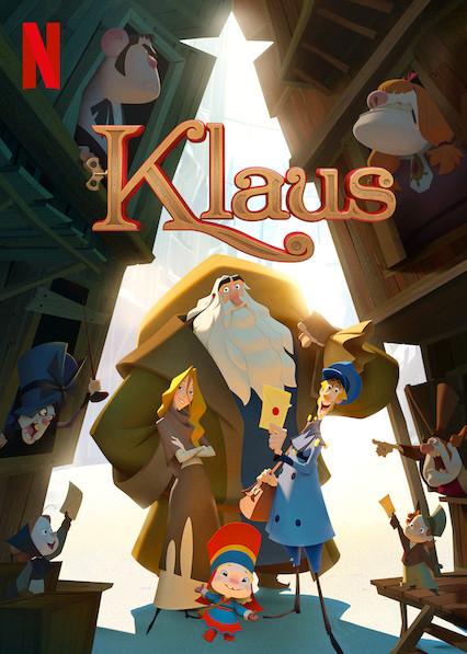Klaus (2019, dir. SergioPablos)