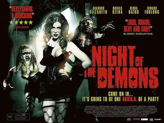 Night of the Demons (2009, dir. AdamGierasch)