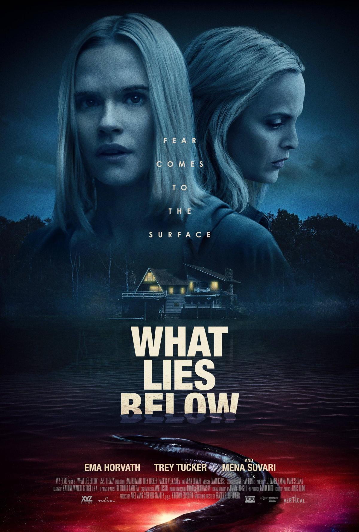 What Lies Below (2020, Dir. Braden R.Duemmler)
