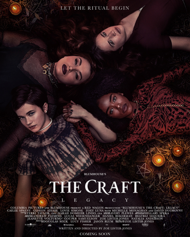 The Craft: Legacy [AKA Blumhouse's The Craft: Legacy] (2020, dir. Zoe Lister-Jones)