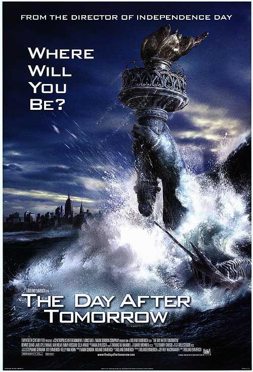 The Day After Tomorrow (2004, dir. RolandEmmerich)