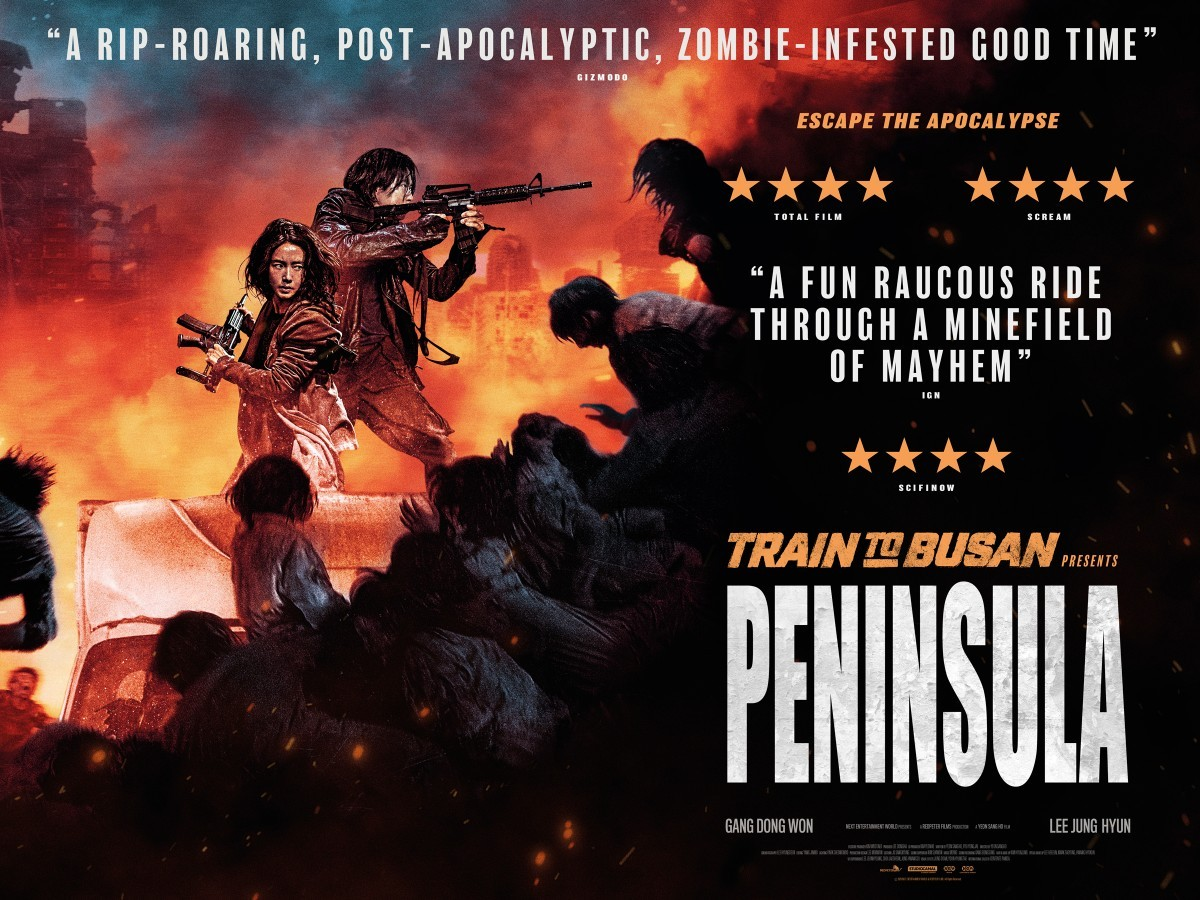 Peninsula [AKA Train To Busan Presents: Peninsula] (2020, dir. Yeon Sang-ho)
