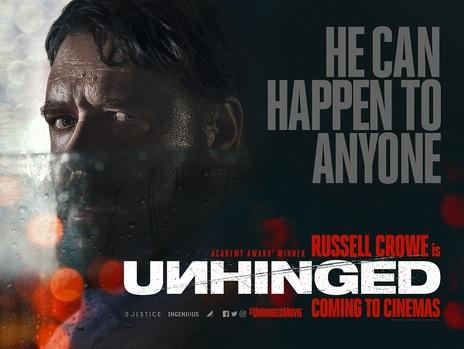 Unhinged (2020, dir. DerrickBorte)