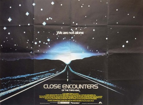 Close Encounters of the Third Kind (1977, dir. StevenSpielberg)