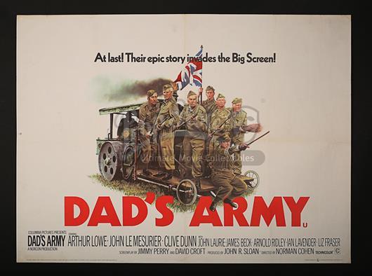 Dad's Army (1971, dir. NormanCohen)