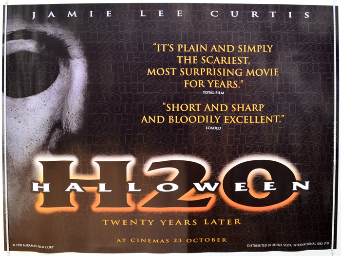 Halloween H20: Twenty Years Later (1998, dir. Steve Miner)