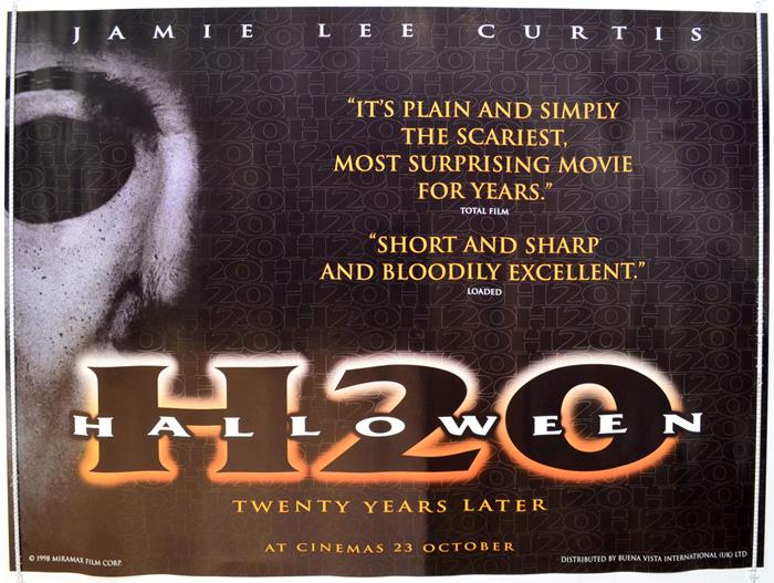 Halloween H20: Twenty Years Later (1998, dir. SteveMiner)