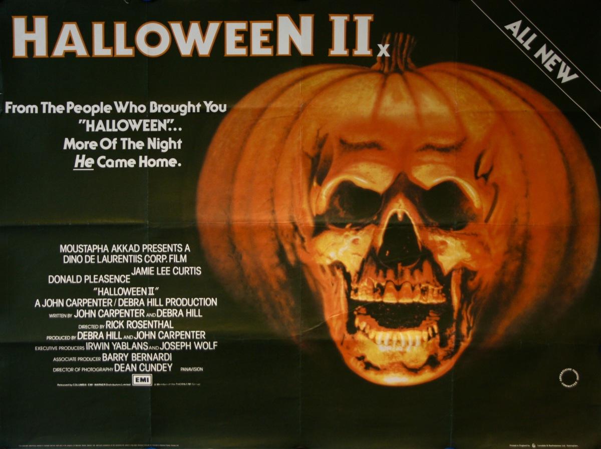 Halloween II (1981, dir. RickRosenthal)