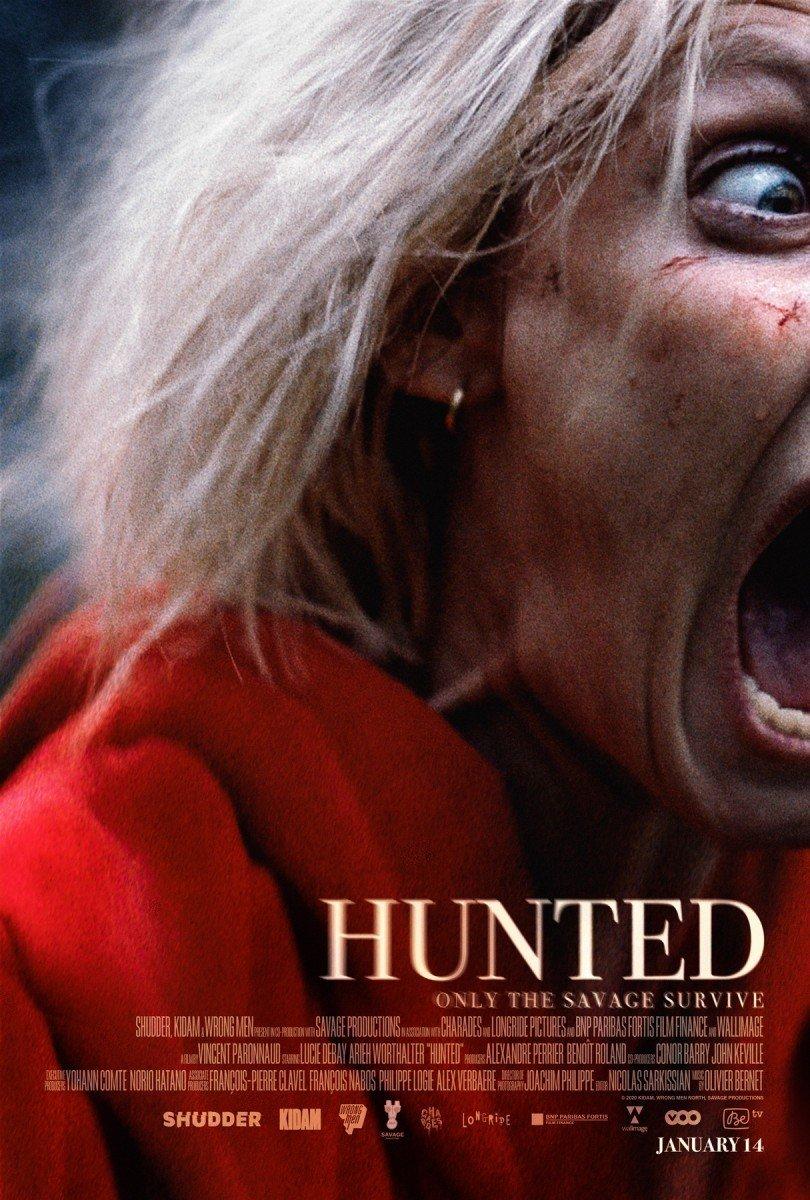 Hunted (2020, dir. VincentParonnaud)