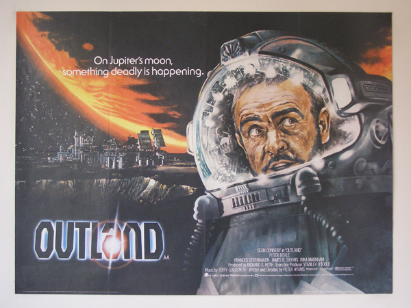 Outland (1981, dir. Peter Hyams)