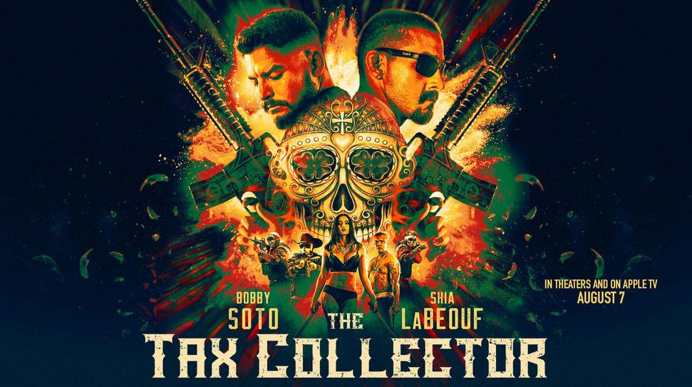 The Tax Collector (2020, dir. DavidAyer)