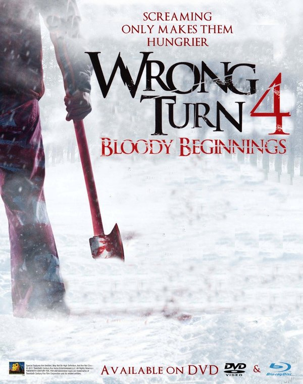 Wrong Turn 4: Bloody Beginnings (2011, dir. Declan O'Brien)