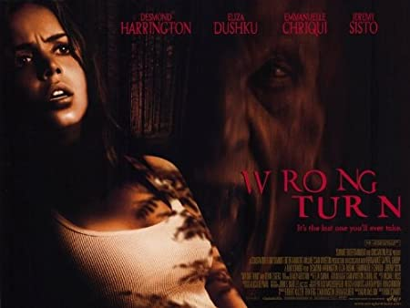 Wrong Turn (2003, dir. RobSchmidt)