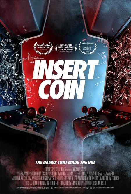 Insert Coin (2020, Dir.  Joshua Y.Tsui)