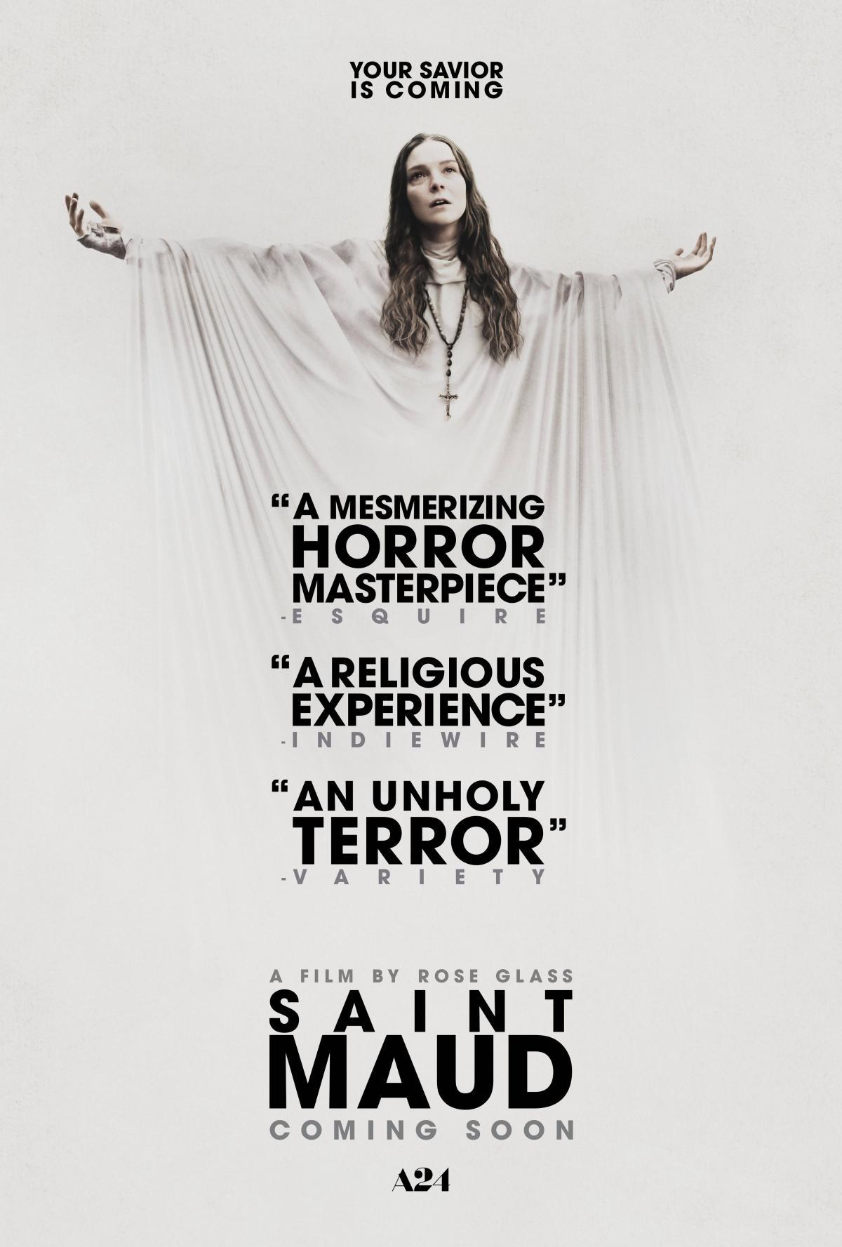 Saint Maud (2020, Dir. RoseGlass)
