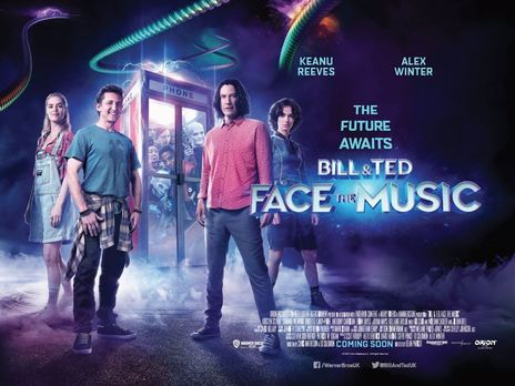 Bill & Ted Face The Music (2020, dir. Dean Parisot)