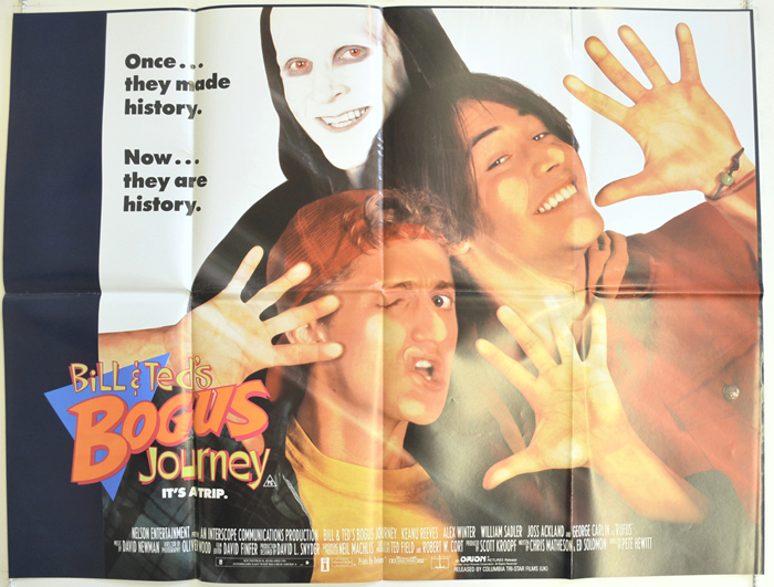 Bill & Ted's Bogus Journey (1991, dir. Pete Hewitt)