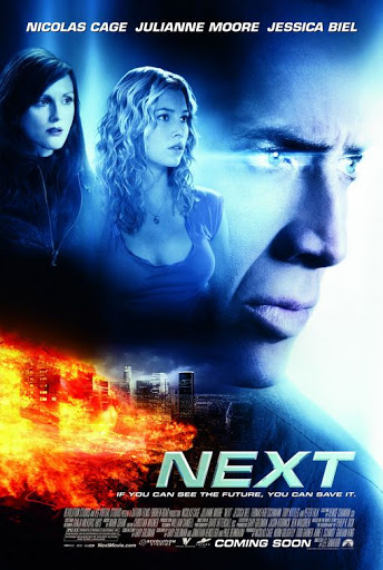 Next (2007, dir. Lee Tamahori)