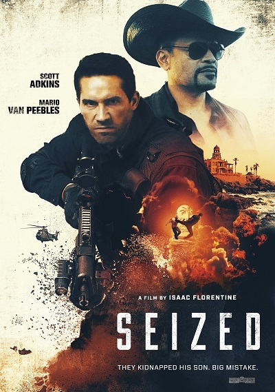 Seized (2020, dir. IsaacFlorentine)