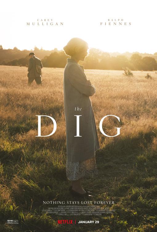 The Dig (2021, dir. SimonStone)