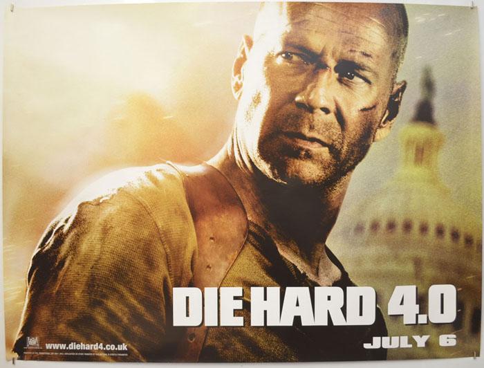 Die Hard 4.0 [AKA Live Free or Die Hard] (2007, dir. LenWiseman)