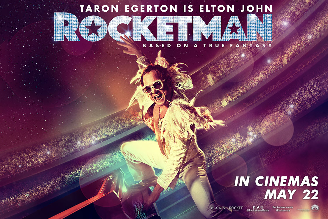 Rocketman (2019, dir. Dexter Fletcher)