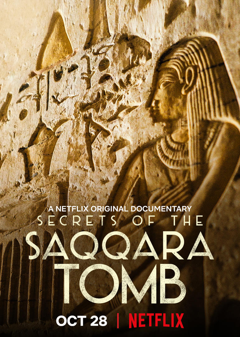 Secrets of the Saqqara Tomb (2020, dir. James Tovell)