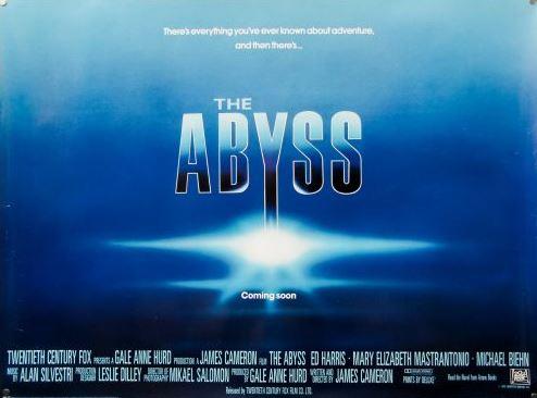 The Abyss (1989, dir. JamesCameron)