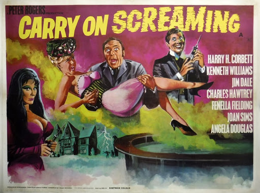 Carry On Screaming! (1966, dir. Gerald Thomas)
