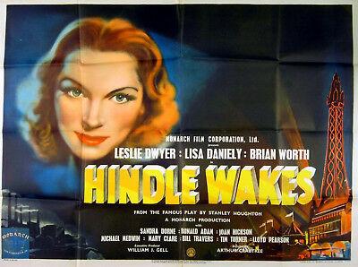 Hindle Wakes (1952, dir. ArthurCrabtree)