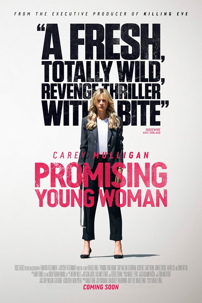 Promising Young Woman (2020, dir. EmeraldFennell)