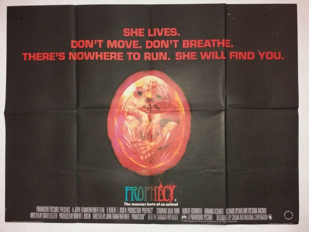 Prophecy (1979, dir. JohnFrankenheimer)