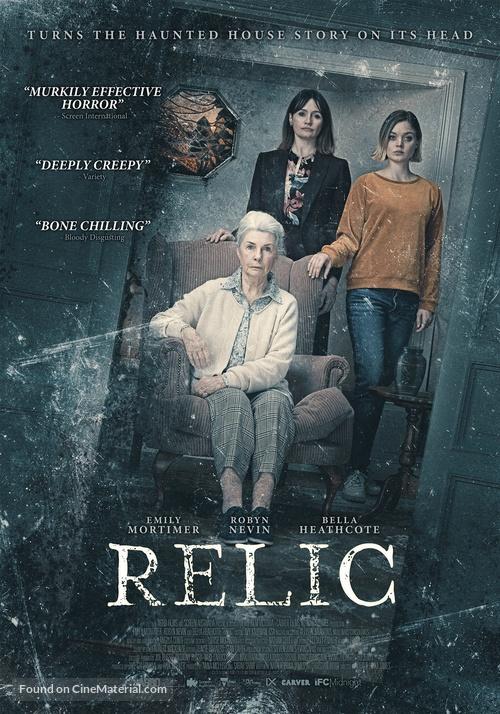 Relic (2020, dir. Natalie ErikaJames)