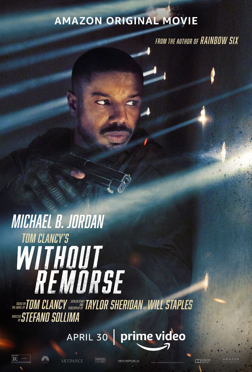 Without Remorse [AKA Tom Clancy's Without Remorse] (2021, dir. StefanoSollima)
