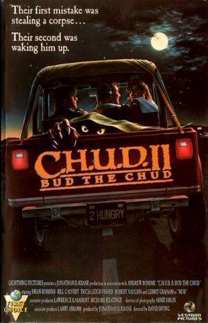 C.H.U.D. II: Bud the C.H.U.D. (1989, dir. DavidIrving)