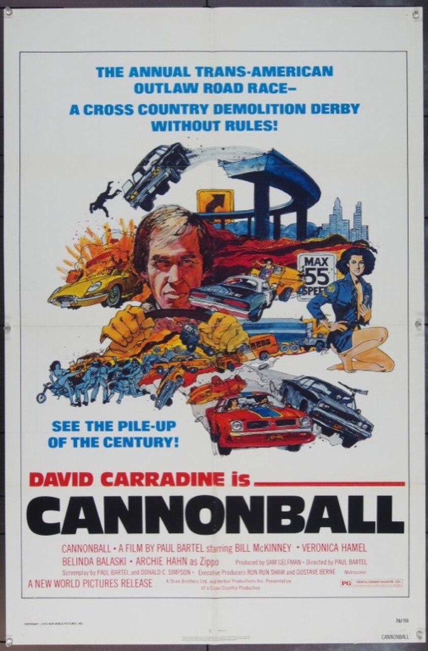 Cannonball! [AKA Carquake] (1976, dir. PaulBartel)