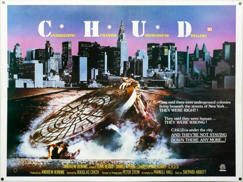 C.H.U.D. (1984, dir. DouglasCheek)