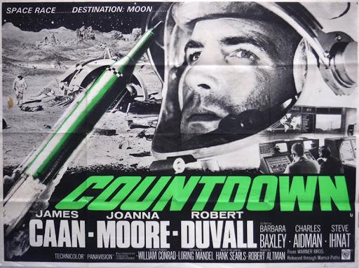 Countdown (1968, dir. RobertAltman)