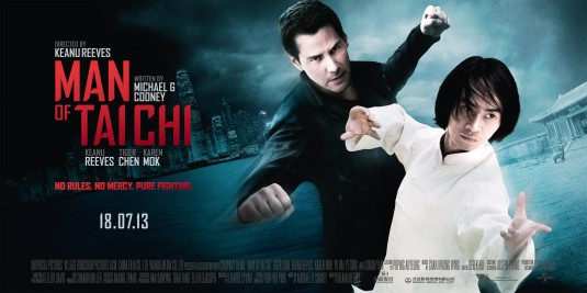 Man of Tai Chi (2013, dir. KeanuReeves)