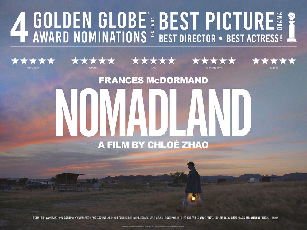 Nomadland (2021, dir. ChloéZhao)